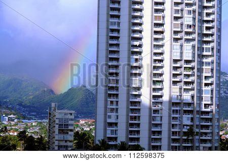 Rainbow Honolulu Hawaii