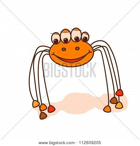 Mutant Spider