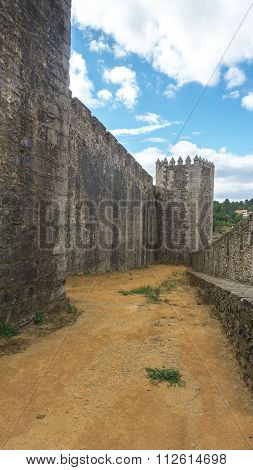 Portugal, Guarda District, Beira Interior, Sabugal Medieval Castle