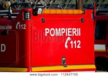 Firefighters 112