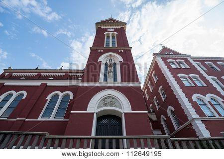 Roman Catholic Church In Sarajevo