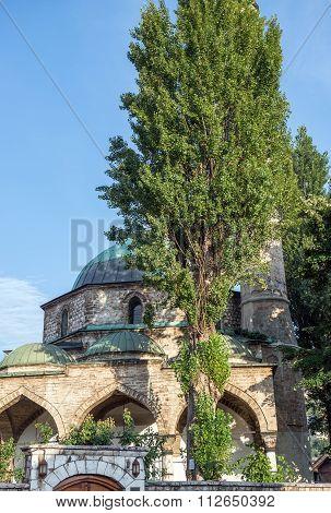 Mosque In Sarajevo