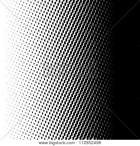 Grunge halftone dots vector texture background . Dotted Abstract Vector Texture . Distress Dirty  Da