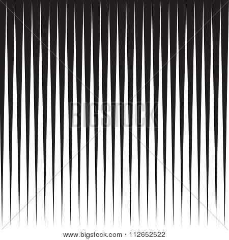 Comic book speed vertical lines background