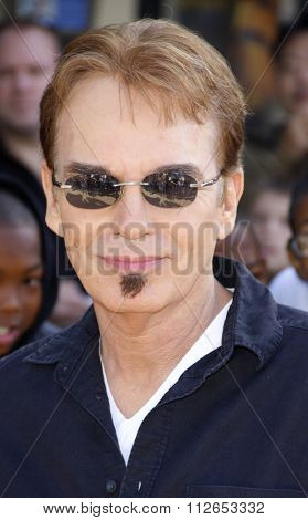WESTWOOD, CALIFORNIA - October 23, 2011. Billy Bob Thornton at the Los Angeles premiere of
