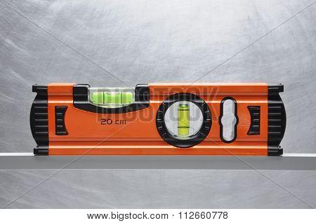 Construction tool spirit level