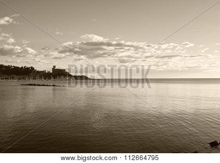 Coastline In Lerici