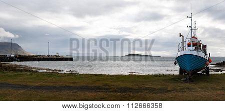 Small Icelandic Harbour