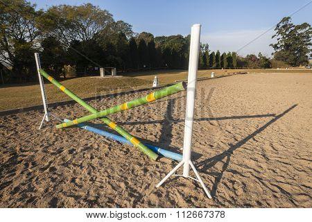 Equestrian Arena Poles