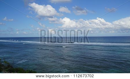 Grand Turk in the Turks and Caicos Islands