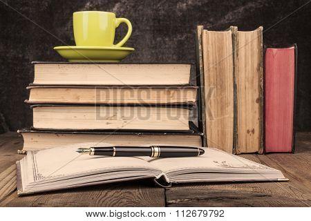 Green Coffee Mug