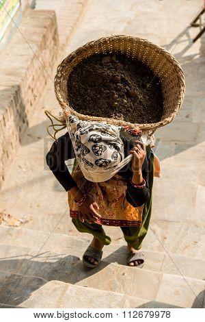 Gorkha Worker