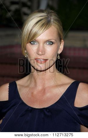 BEVERLY HILLS, CALIFORNIA - March 5, 2010. Natasha Henstridge at the Celebrate QVC Style held at the Four Seasons Hotel, Beverly Hills.