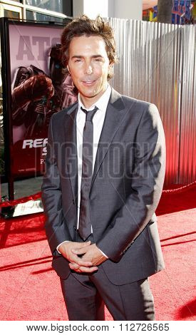HOLLYWOOD, CALIFORNIA - October 2, 2011. Shawn Levy at the Los Angeles premiere of