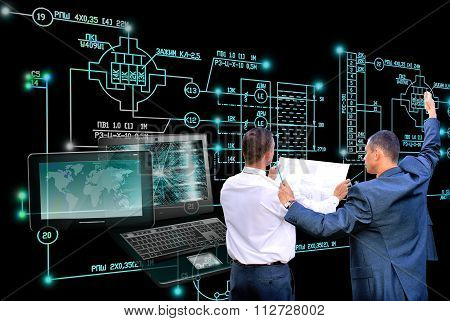 E-designing computer engineering technology.