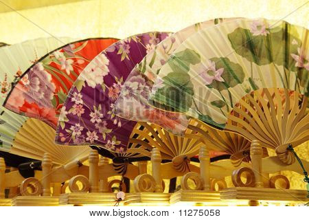 Traditional Chinese Fans