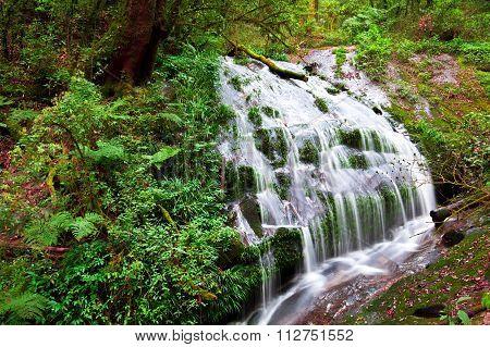 Larn Sa Dej Waterfall