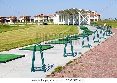 Golf Course Driving Range