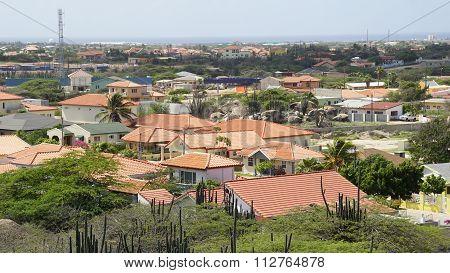 View of Aruba
