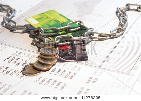 The Arrested Financial Account