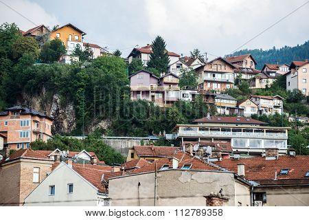Architecture Of Sarajevo