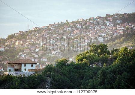 Houses In Sarajevo