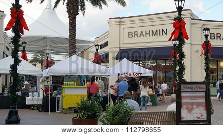 Palm Beach Outlets in West Palm Beach, Florida