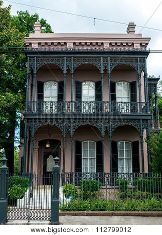 New Orleans Garden District Architecture