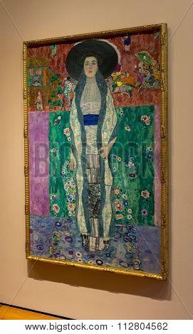 New York City MOMA - Gustav Klimt