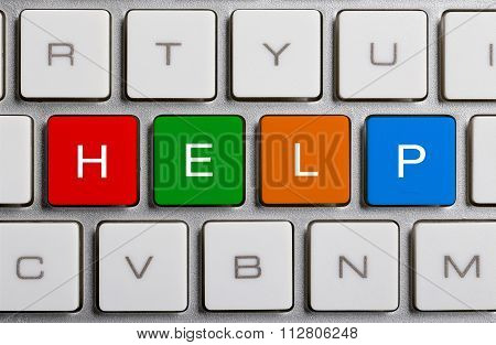 Help On Keyboard