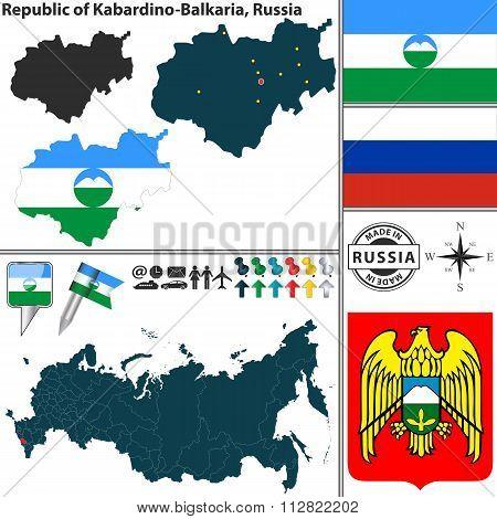Republic Of Kabardino Balkaria, Russia