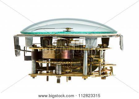Dismantle Alarm-clock Mechanism