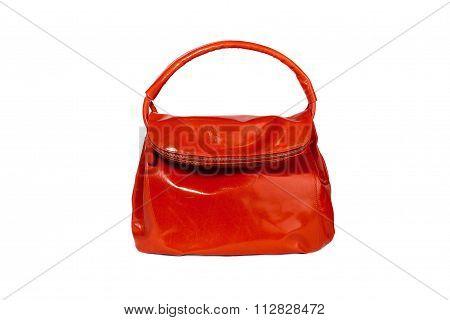 Red Female Bag