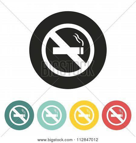 No Smoking Icon.