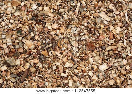Wood Sawdust Texture
