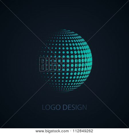Vector illustration of abstract business logo
