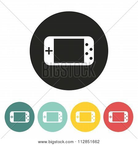 Game Console.
