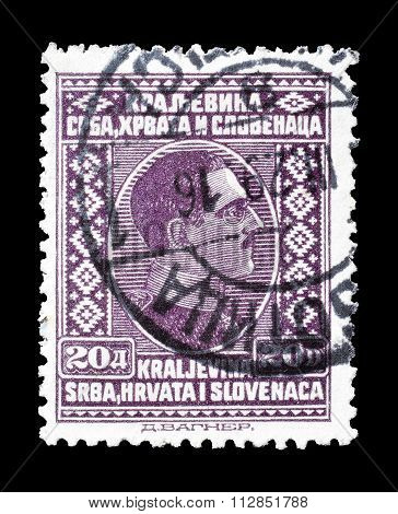 Yugoslavia 1927