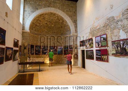 Church Of St. Veneranda (xiv Century), Old Bar, Montenegro