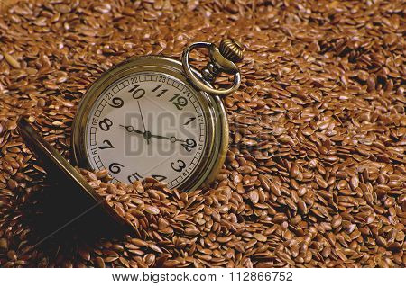 The time healthy food