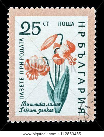 Bulgaria 1960