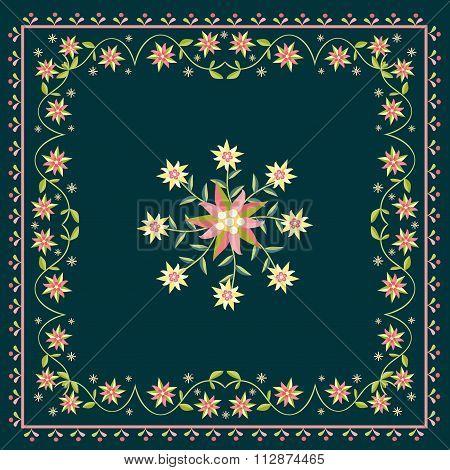 pattern folk of Podhale