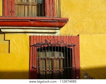 Bright Wall