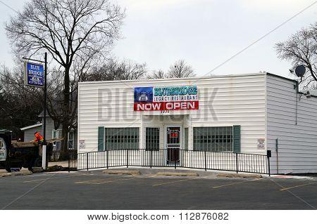 Blue Bridge Legacy Restaurant