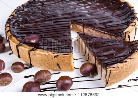 Maroons Tart Cake