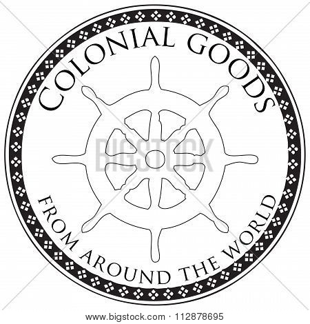 Colonial Goods From All Over The World
