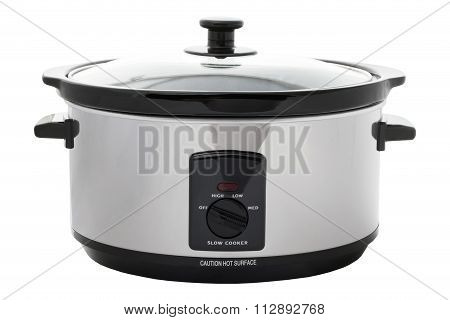 Slow Cooker Isolated