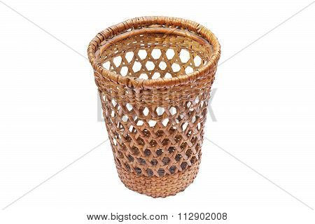 Wattle Handmade Traditional Basket