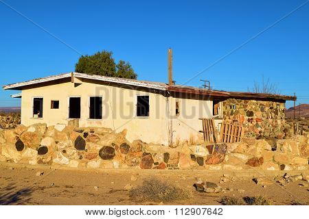 Dilapidated Home