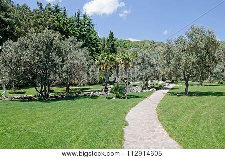 Park In Partenit